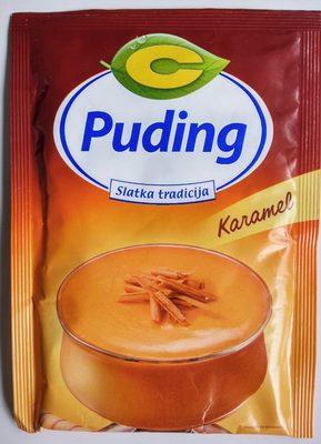C Puding karamel - Product - sr