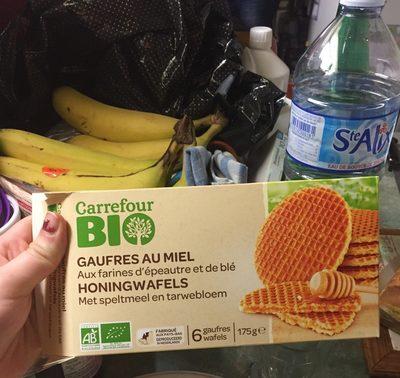 Gaufres au miel - Product