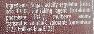 Black Mulberry - Ingredients - en