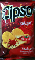 Potato Chips with Ketchup Flavour - Product - en