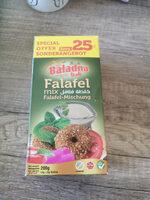 falafel mix - Produit - tr