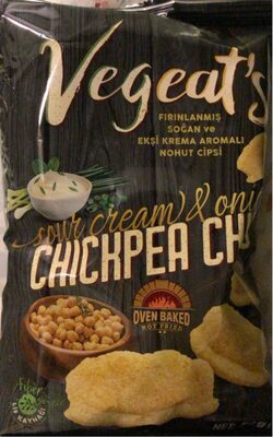Chickpea chips - Ürün - fr