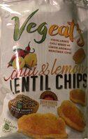 Lentil chips - Ürün - fr