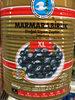 Naturel Olives Noires - Product