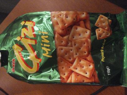 ulker cizi mini peynirli kraker - Produit - en