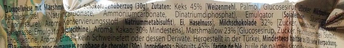 Halley - Inhaltsstoffe - de