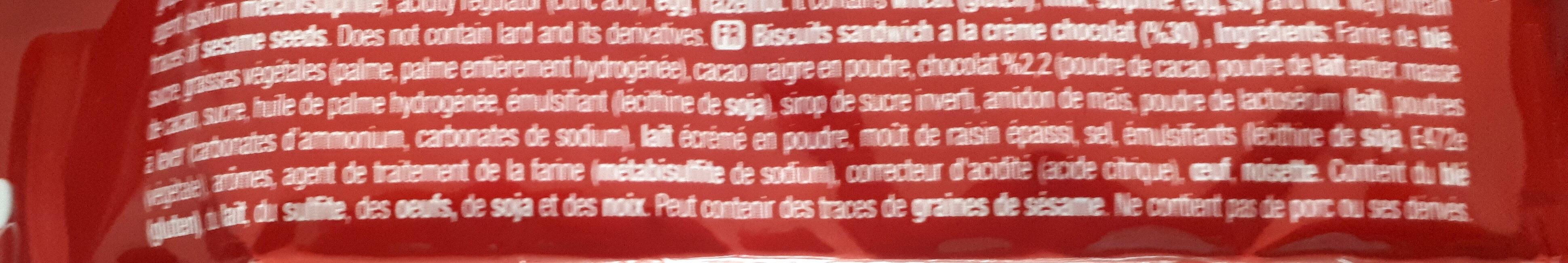 Ikram - Ingrediënten - fr