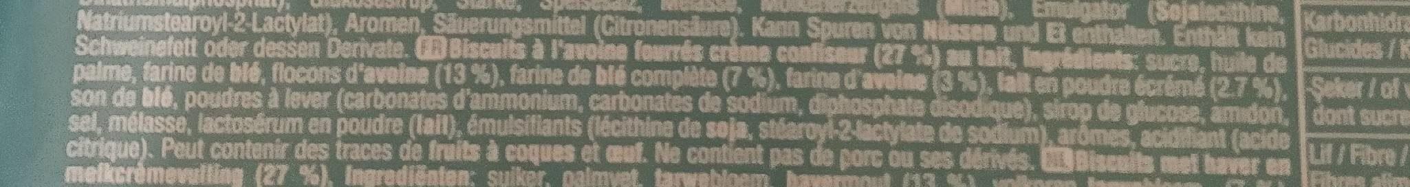 Sakliköy - Ingrédients - fr