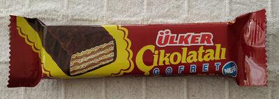 Cikolatali gofret - Ürün - tr