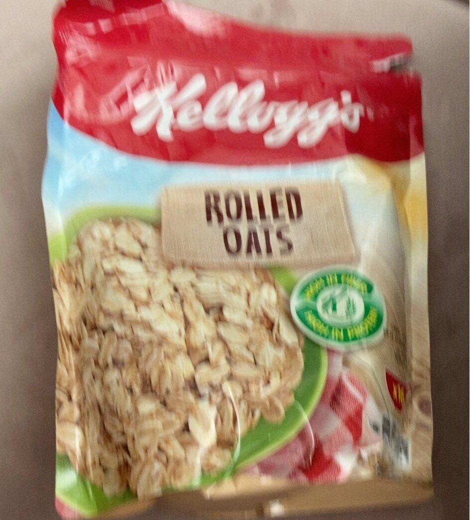 Rolled oats - نتاج - fr