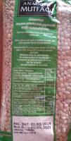 lentilles vertes - Ingredients