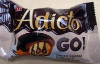 Adicto Go Prăjitură cu cremă de cacao și glazură de cacao - Produkt - pl