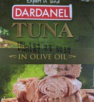 thon à l'huile d'olive - Prodotto - fr