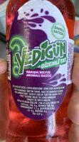Karısık meyve aromalı gazoz - Product - tr