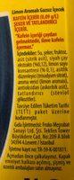 Ice tea - Ingredients - fr