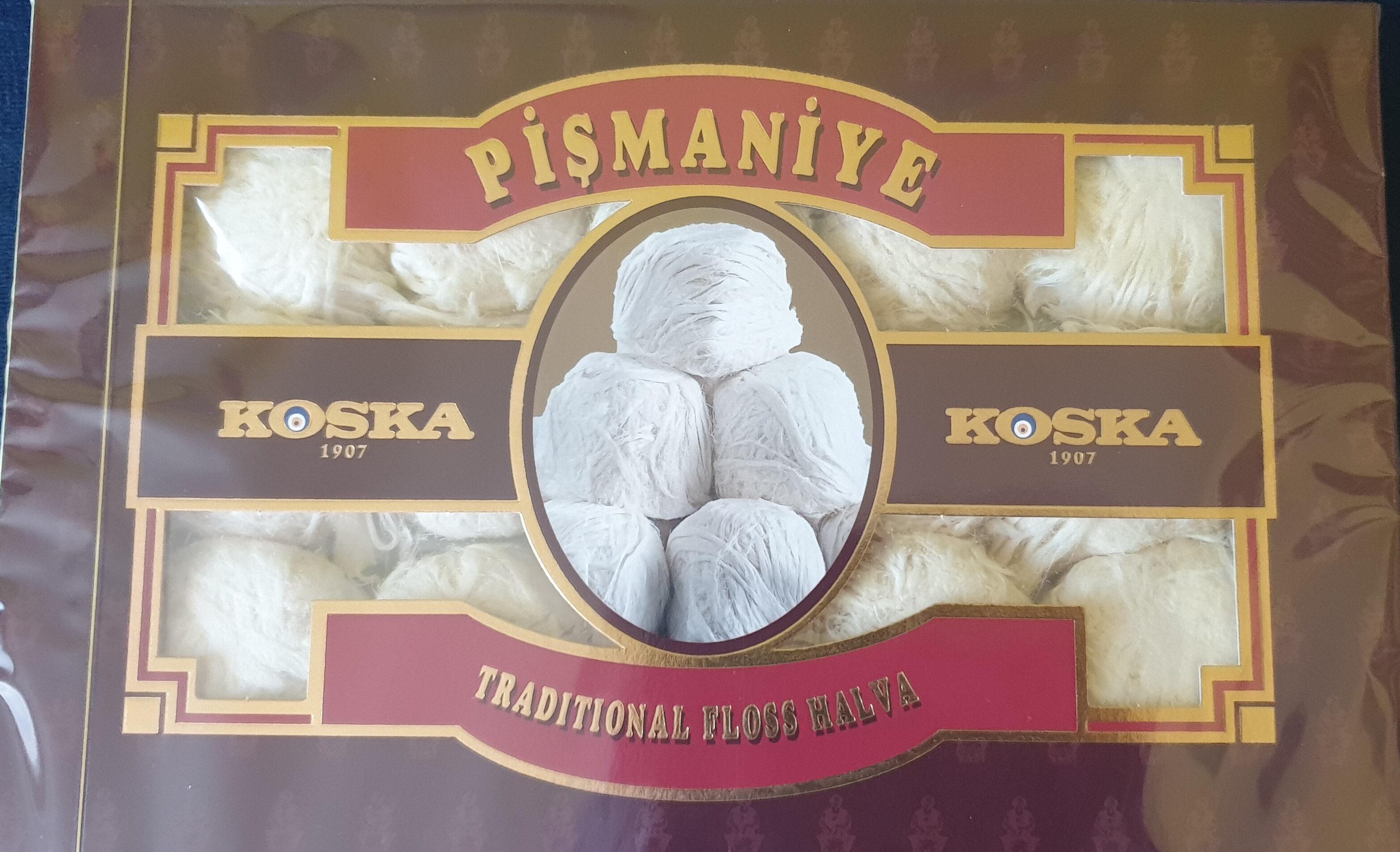 Traditional Floss Halva - Product - en