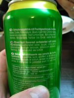Uludag Gazoz - Inhaltsstoffe