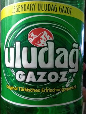 Gazoz - Product
