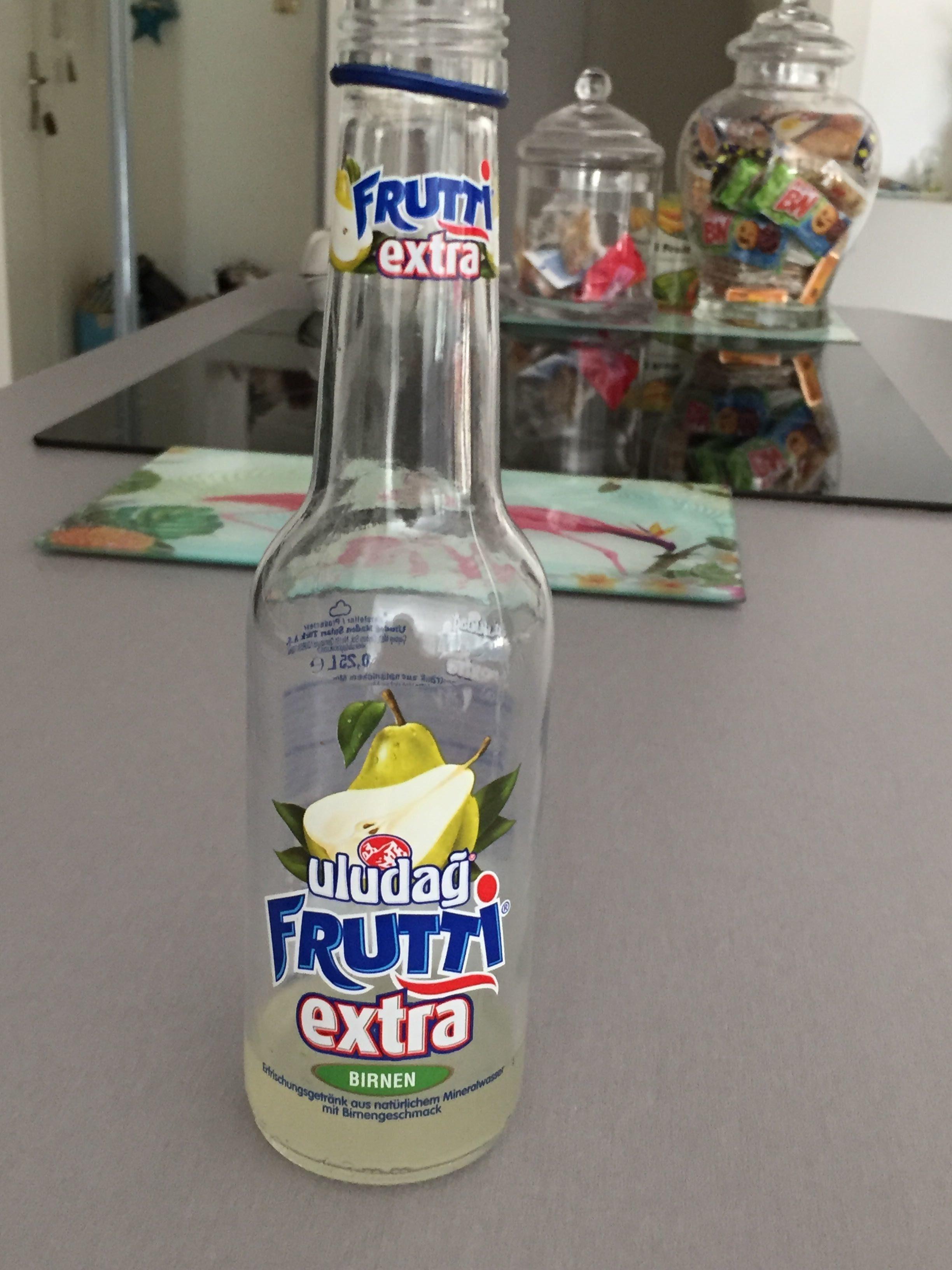 Uludag Frutti Pear - Produit - fr