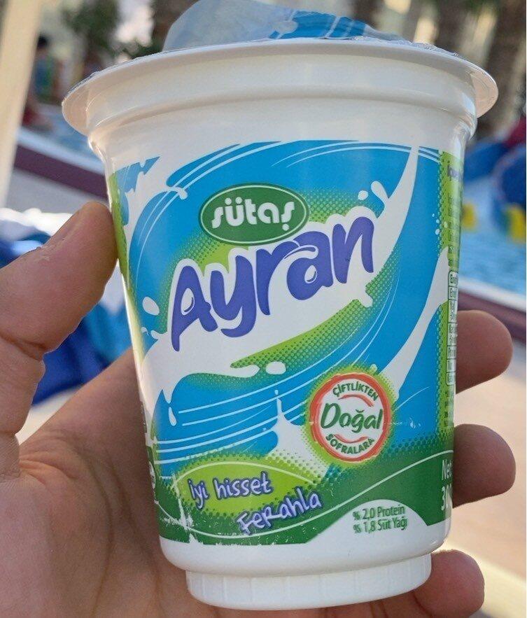 Ayran - Ürün - fr