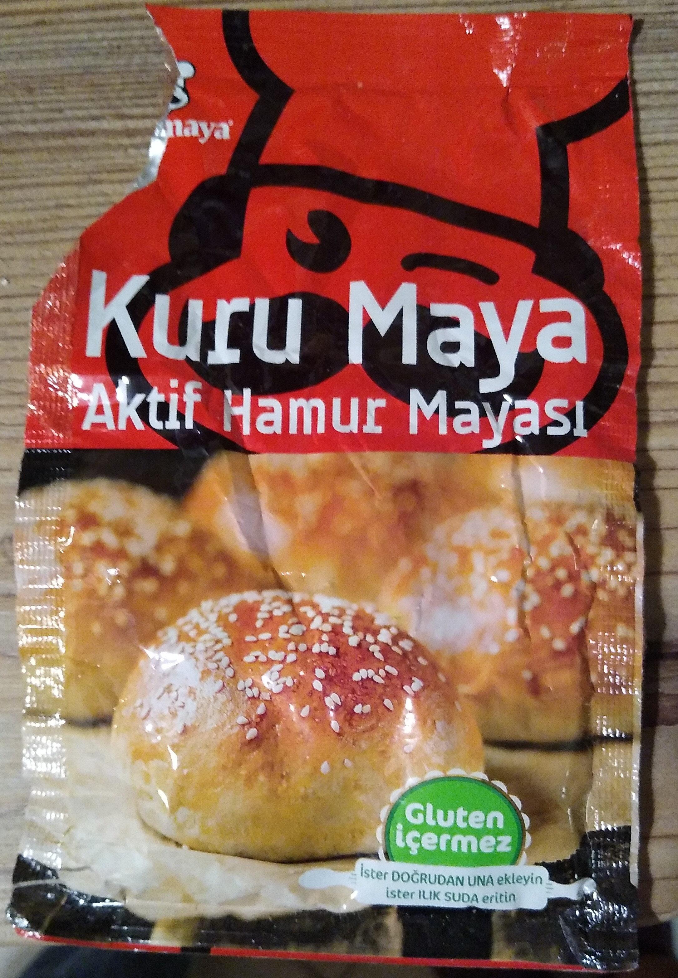 Kuru Maya Akif Hamr Mayasi - Ürün - tr
