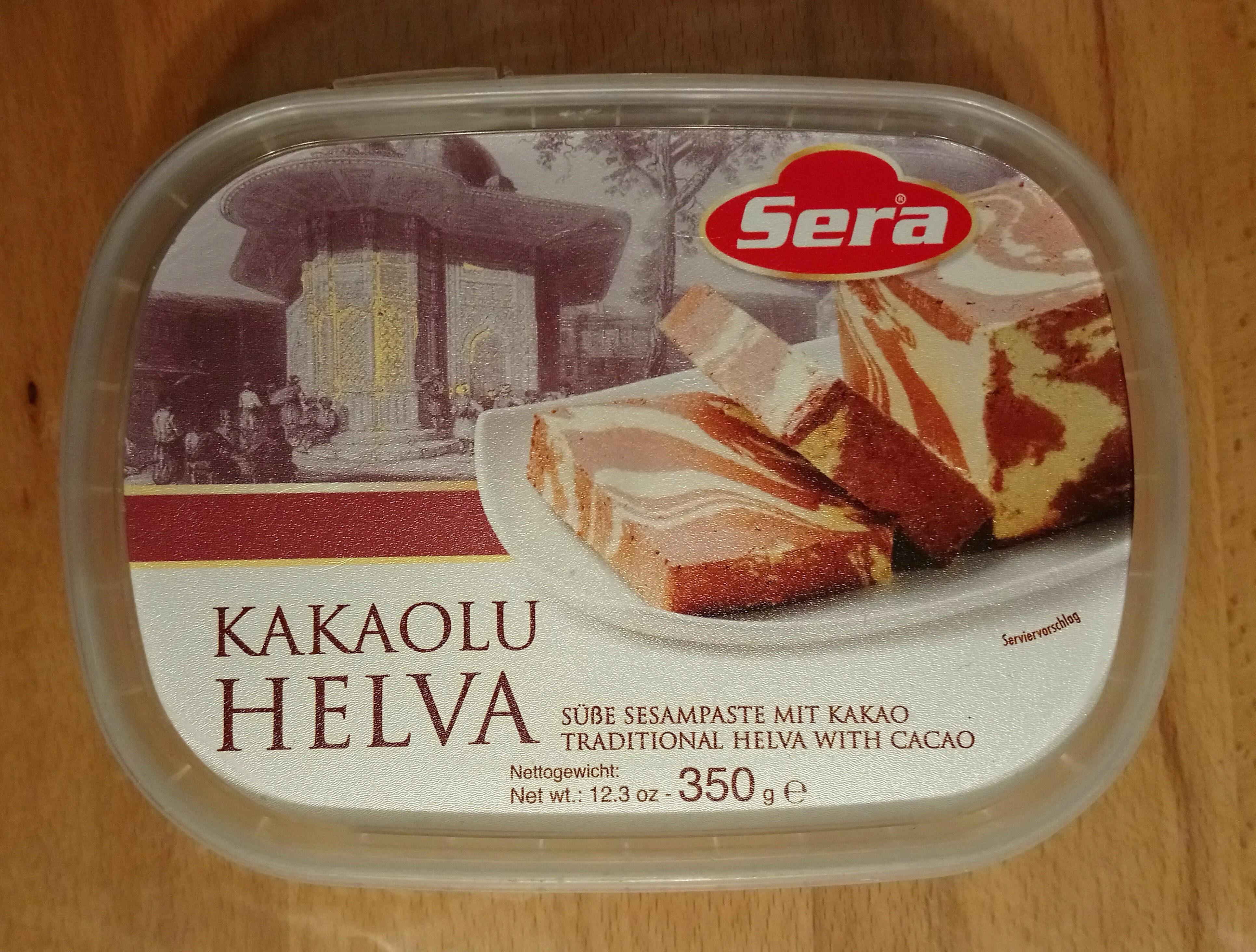 Halva Au Cacao - Sera - Produkt - de