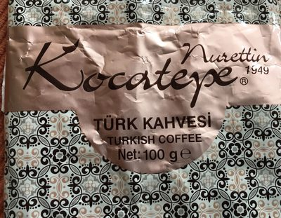 Kocatepe Türkish Coffee - Product