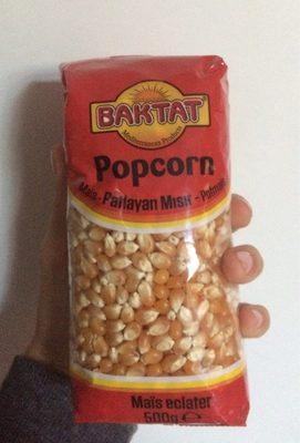 Popcorn maïs éclater - Produit