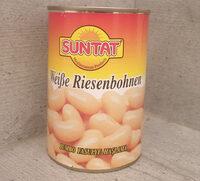 Weiße Riesenbohnen - Produkt - de