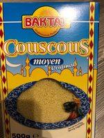 Couscous, Original - Product - fr