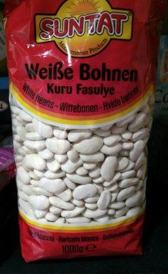 Haricots blancs - Produit