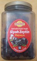Baktat Siyah zeytin/Black olives - Product - fr