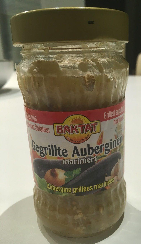 Aubergines grillées - Product