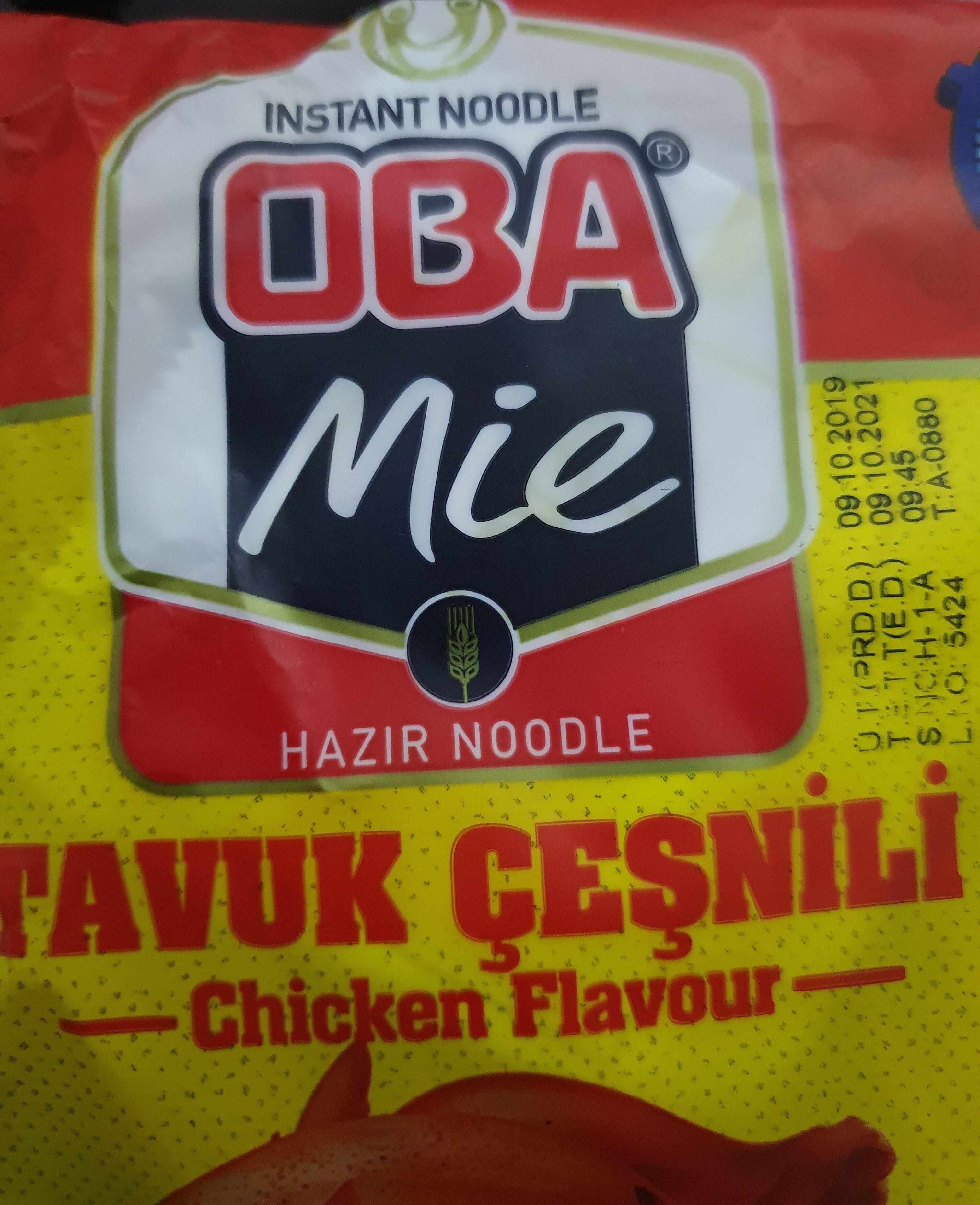 instant noodle - Produit - en