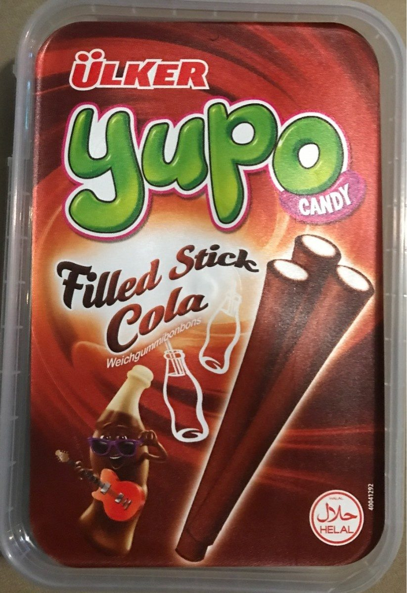 Yupo ficelle cola - Product