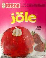 Gelée-arômatisé à la fraise - Product - fr