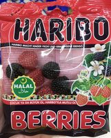 Haribo Berries halal - Product - fr