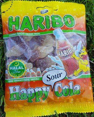calorie Happy Cola Sour