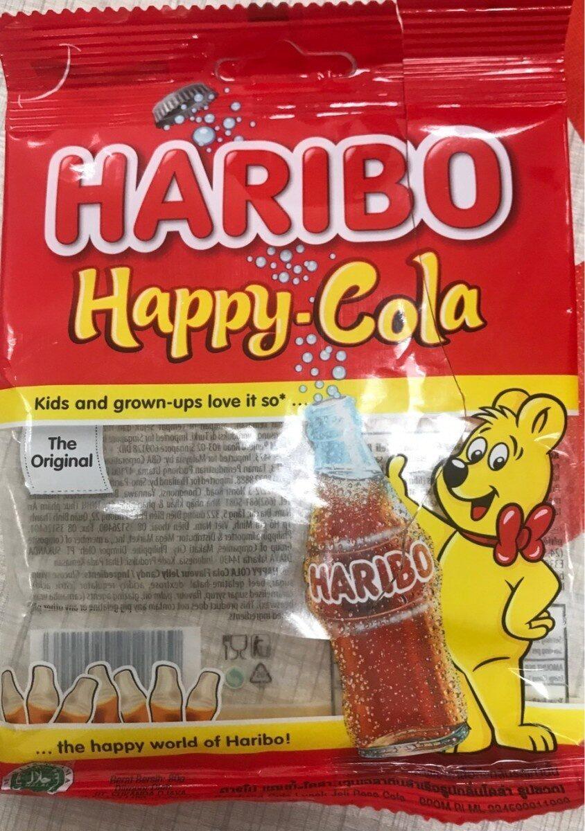 Haribo happy cola - Ürün - en