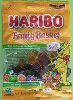 Haribo fruity basket - Product - en