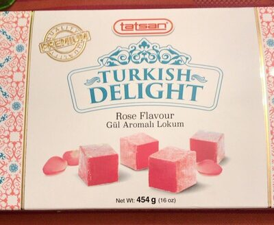 Turkish Delight - Product - fr