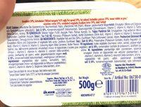 teremyag - Ingrediënten - fr