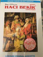 Genuine Turkis Delight Assorted - Product - en