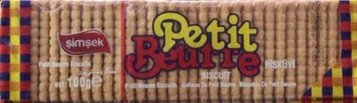Petit Beurre Biscuit - Продукт - fr
