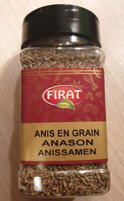 Anis en grain - Product - fr