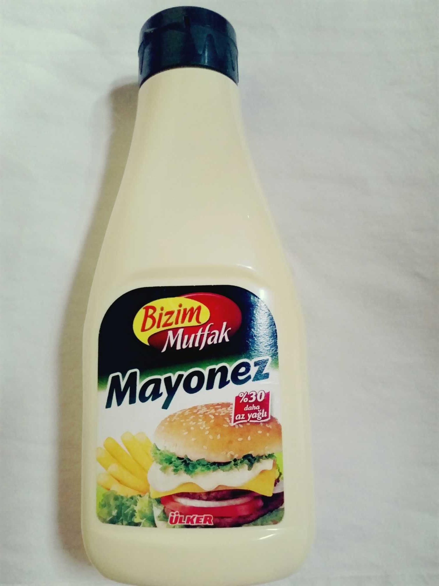 Bizim Mutfak Mayonez - Ürün