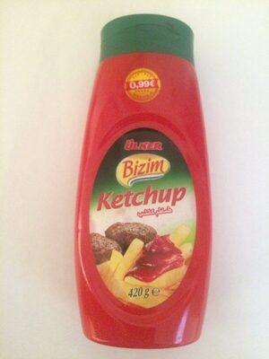 ülker Bizim Mutfak Ketchup - Produit - fr