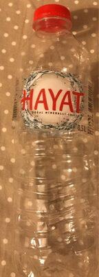 Hayat Su - Ürün - ar