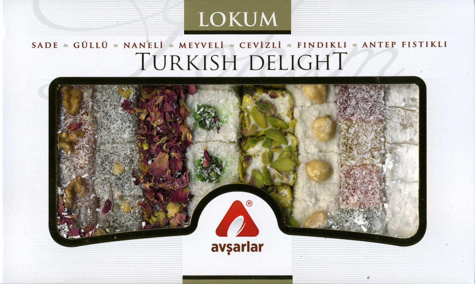 Lokum Turkish Delight - Producto - es