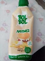Mayonez - Ürün - tr